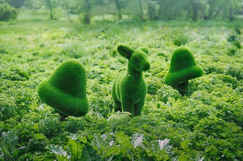 Kunstgras | Hert