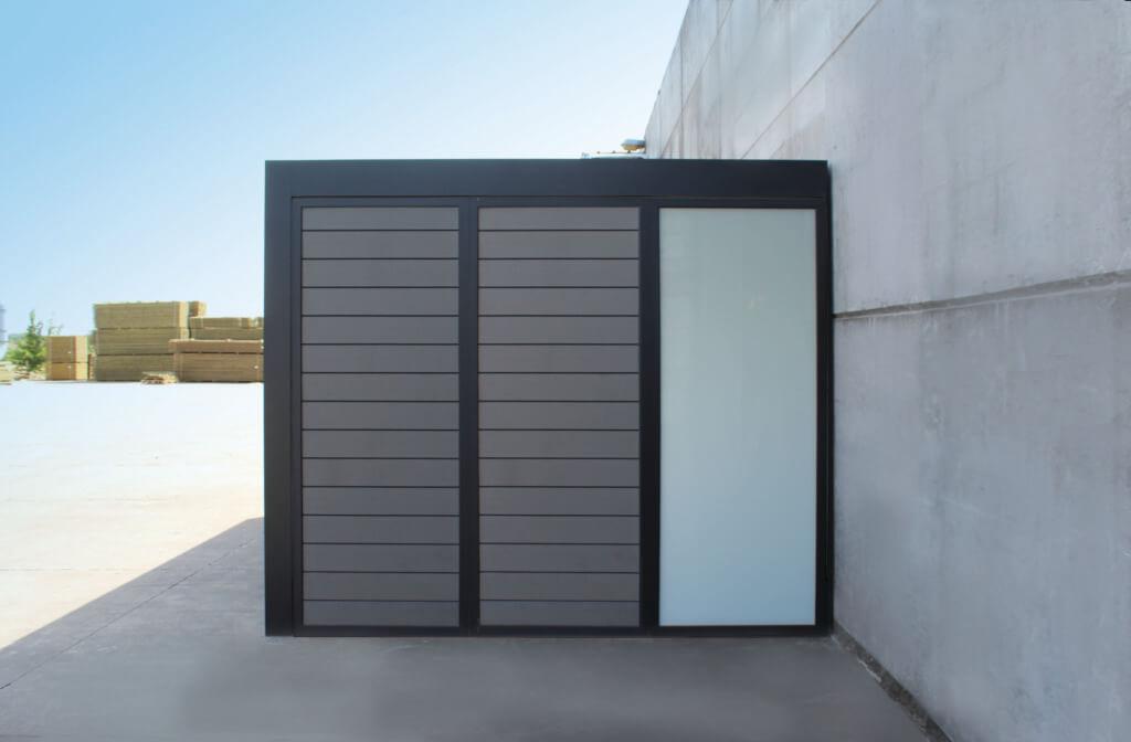 Exterior Living | Alu carport wpc 3