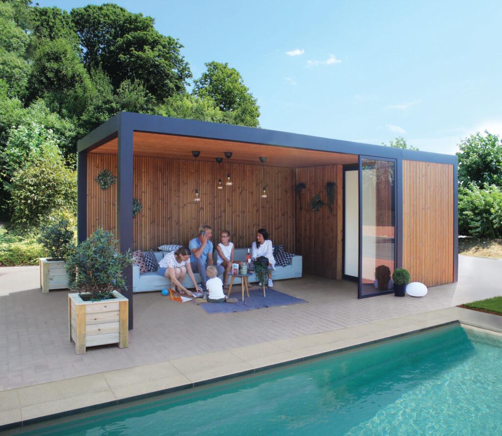 Exterior Living | Alu lounge berging 2