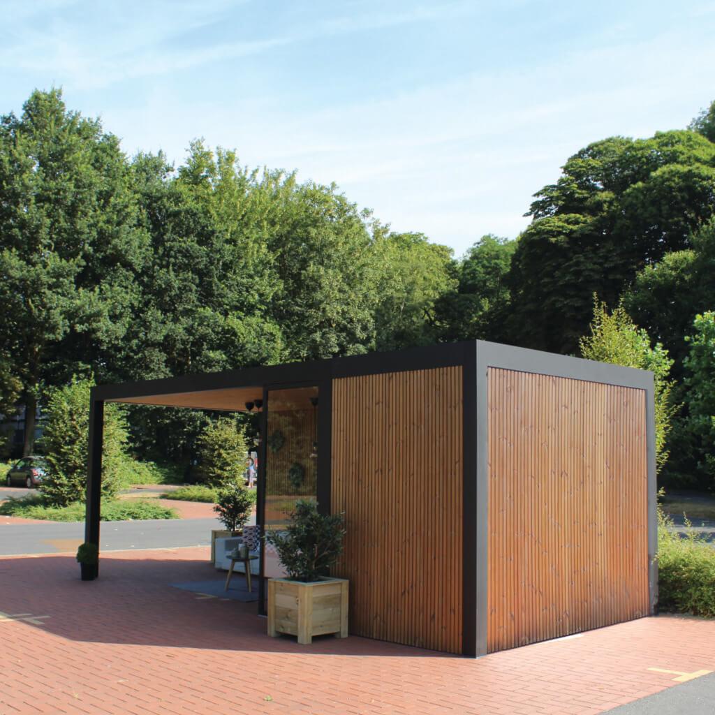 Exterior Living | Alu lounge berging 3
