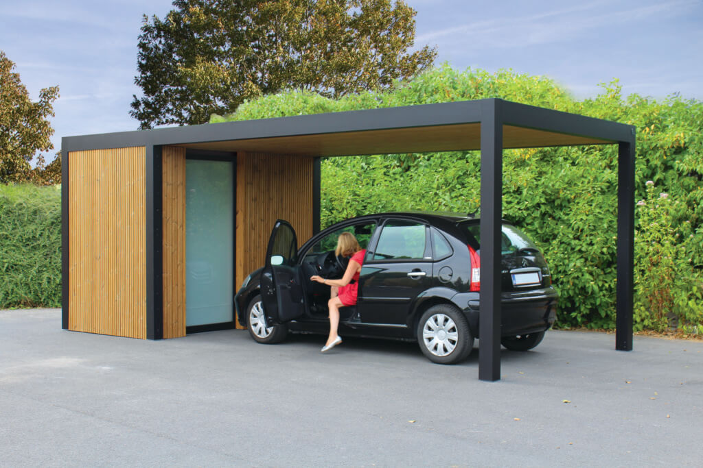 Exterior Living | Carport alu_2