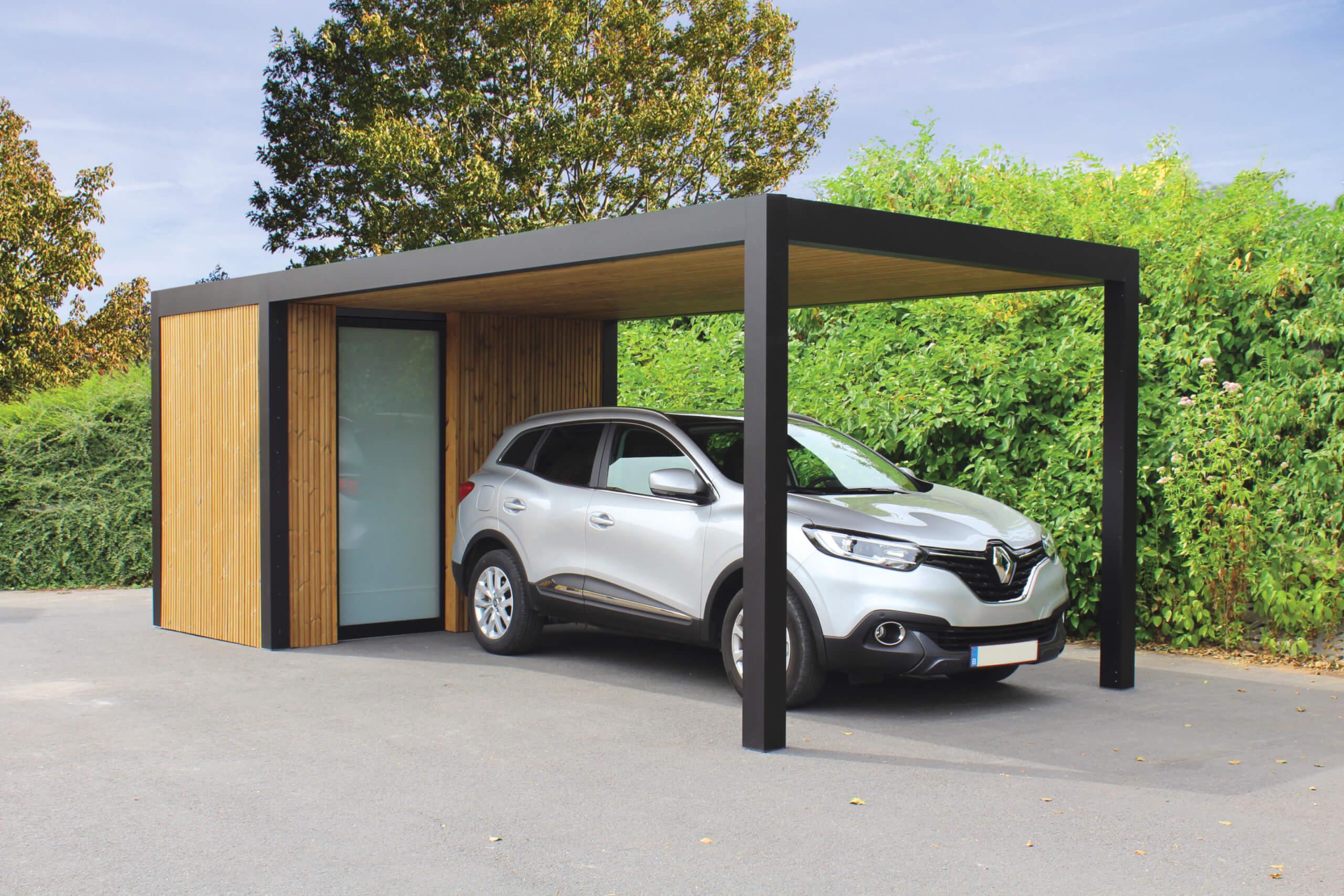 Exterior Living | Carport alu_3