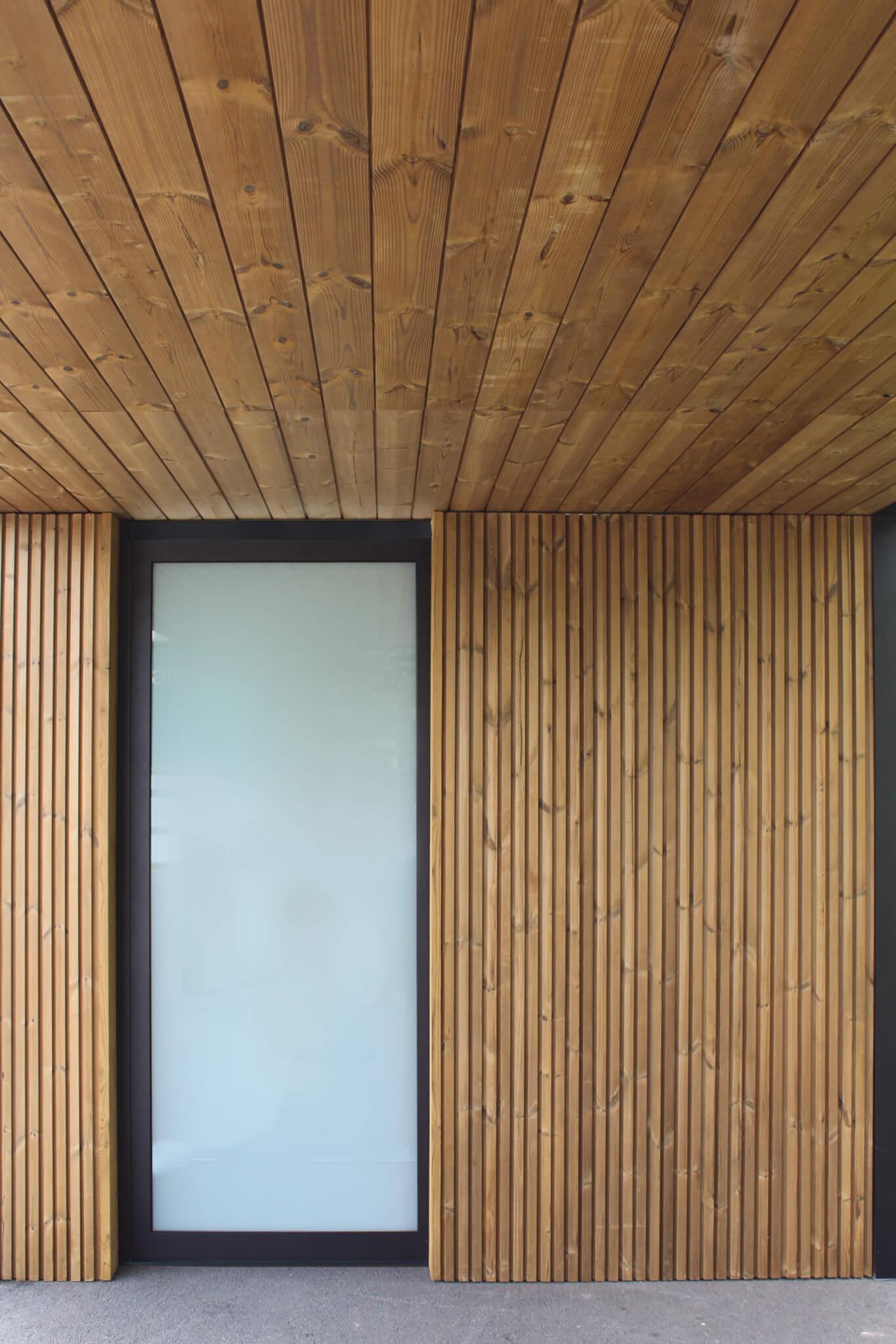 Exterior Living | carport alu schuifdeur